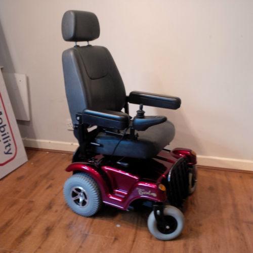Power Wheelchair Ebay