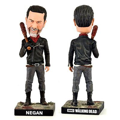 The Walking Dead Negan With Lucille Collectible Bobble Head Figure  Sku Wd1 1 1