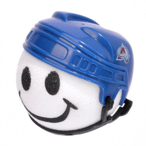 Colorado Avalanche Helmet Head Car Antenna Ball / Desktop Bobble Buddy