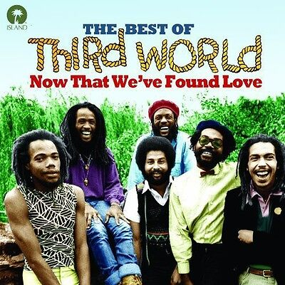 Third World - Now That We've Found Love-The Best of [New CD] UK - (The Best Of Third World)