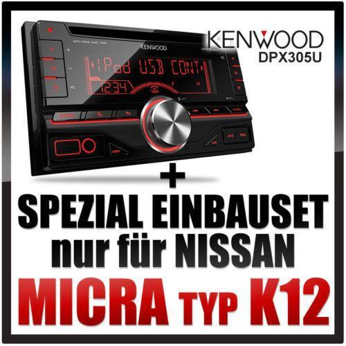 nissan micra k12 radio ebay. Black Bedroom Furniture Sets. Home Design Ideas