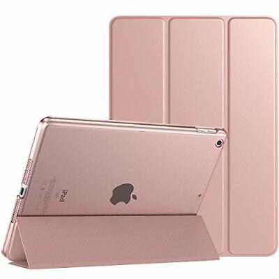 Funda para Nuevo iPad de 8ª Generación 2020,Nuevo iPad 7ª (Rose Gold)