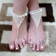 Shell Barefoot Sandals