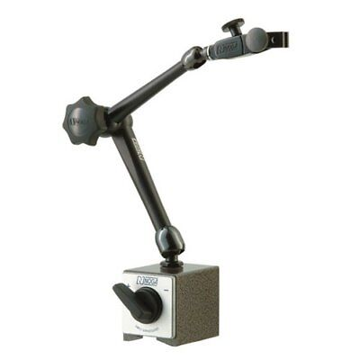 Noga Mg61003 Heavy Duty Dial Gage Magnetic Base Wmetal Fine Adjust