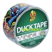 Printed Duct Tape