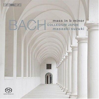 Bach Collegium Japan   Mass In B Minor  New Sacd  Hybrid Sacd