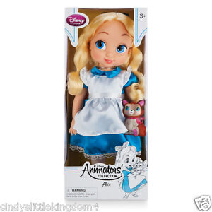 Disney Store Alice In Wonderland Animators Collection doll 38cm Tall Age 3+