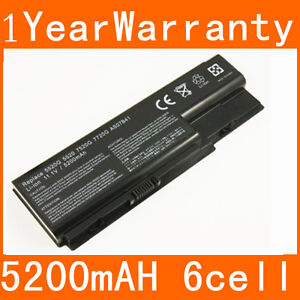 Battery for ACER Aspire 5200 5300 5500 5710 8900 AS07B31 AS07B41 AS07B51 AS07B71