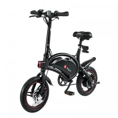 F-Wheel DYU Smart Elektrisches Fahrrad E-Roller Scooter D3 plus