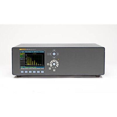 Fluke N5k 3pp64i Norma 5000 3-phase Precision Power Analyzer Pp64