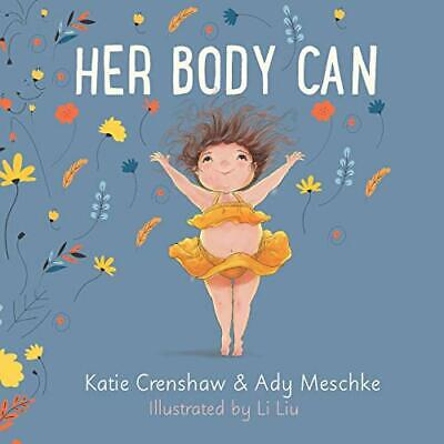 Her Body Can by Katie Crenshaw New Paperback Book