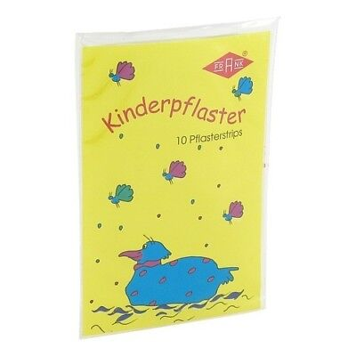 KINDERPFLASTER Ente 140012 10St PZN 06174244