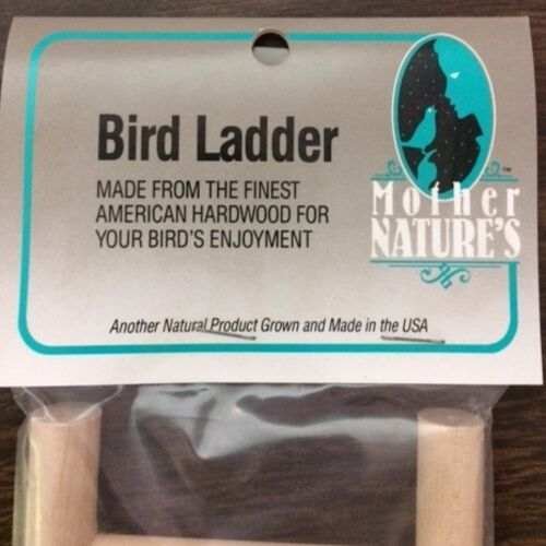 "American Made Bird Ladder complete with hooks. From 8"" to 48"""
