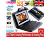 "7"" ANDROID TABLET A23 DUAL CORE TABLET PC 512MB RAM 4GB TABLET EBOOK READER JELLA BEANS IPAD, GIFTS Broadheath, Altrincham"