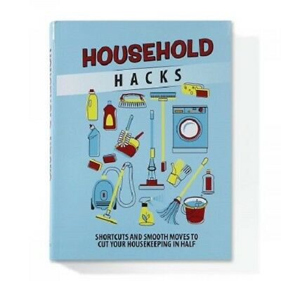Household Hacks Book - Housekeeping & Cleaning Shortcuts, Tips, and Tricks