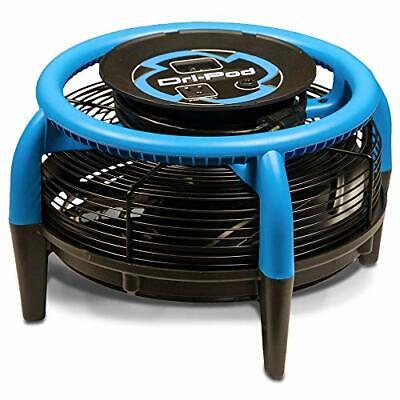 Durable Lightweight Fan Dryer, Dri-Pod, Omnidirectional Floor/Carpet/Cars/Boats