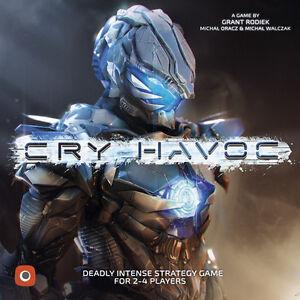 Cry Havoc jeu de société