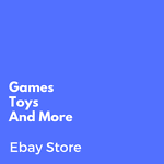 Games Toys And More Store