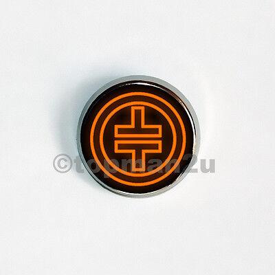 New, Quality Circular Metal Pin Badge - Take That Wonderland Tour, Nice Souvenir