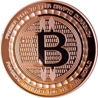 1 Oz Copper Coins Bitcoin  Silk Road  Anonymous Mint Bitcoin Copper 20 100