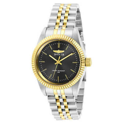 Invicta Specialty 32135 Unisex 36mm Two Tone S/Steel Watch Brand NEW with Tag