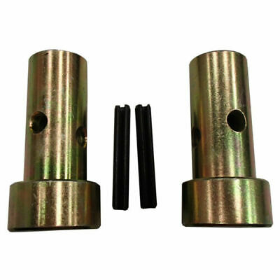 Pair Of Cat 1 Quick Hitch Adapter Bushings-category 1-3 Pt Tractor Bushing Set