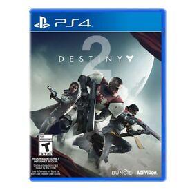 PS4 Game - Destiny 2