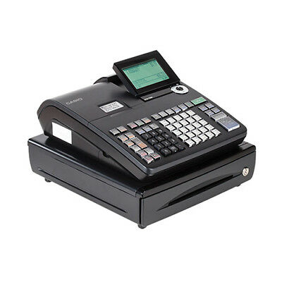 Casio Pcr-t500 Cash Register 25 Department