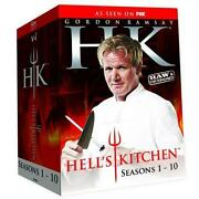 Hells Kitchen DVD