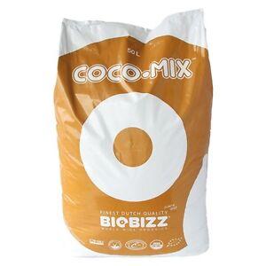 BioBizz CocoMix 50 Liter Kokosfaser Kokos Cocos Coco-Mix  Kokossubstrat Grow