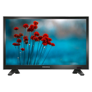 TV LCD LED insignia 19 pouces neuf - 60$