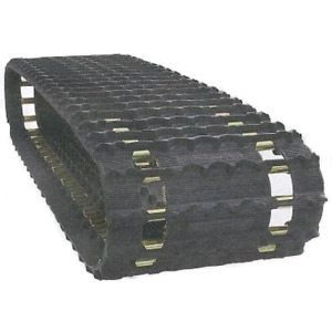 Wanted Skidoo track 16.5 x 124 x 3/4