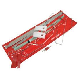 Universal Car Lock Out Tool Set / Car Unlocking kit by NEILSEN TOOLS