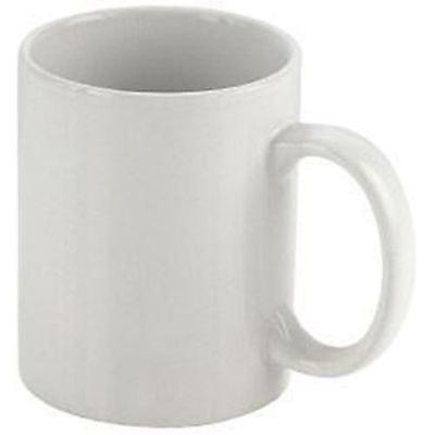 Ceramic 1 Pint Mug White Dishwasher Safe Cup Mug Coffee Tea Extra Large