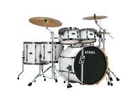TAMA superstar hyperdrive 6 Piece drum kit MINT