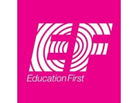 Promoters for EF Education First!