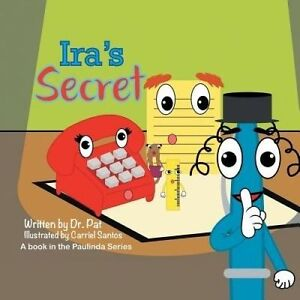 IRA's Secret by Dr Pat -Paperback