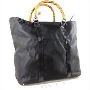 Gucci Bamboo Handle Handbag