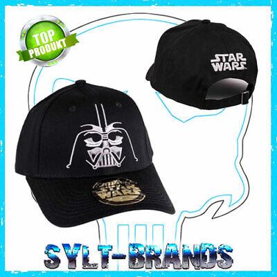 Darth Vader Star Wars Disney Baseballcap Kappe Basecap Snapback Mütze Hat Hut