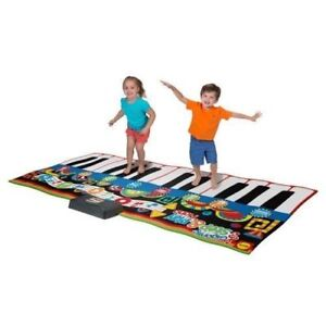 Piano de plancher géant Step and Play