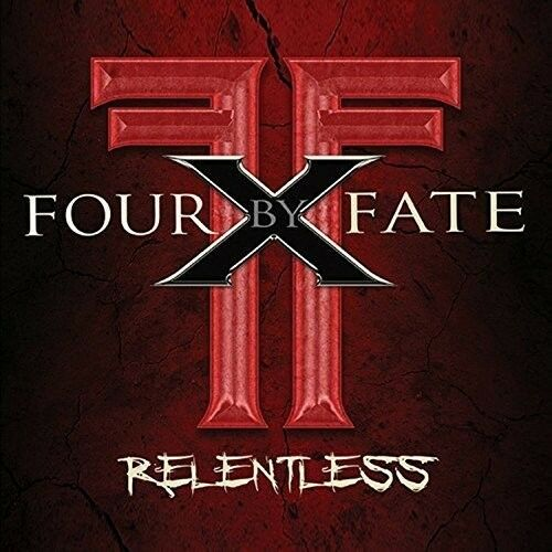 Four by Fate - Relentless [New CD] UK - Import