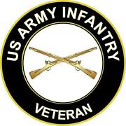 Infantry Decal