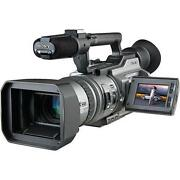 Professional Video Camera Used