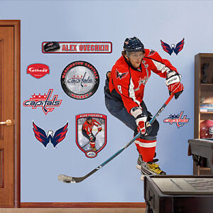 A OVECHKIN Wall Decal NEW Gift