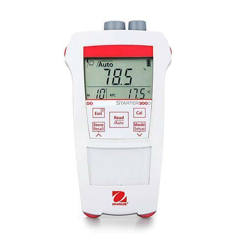 Ohaus ST300D-B Ohaus ST300D-B Portable DO Meter 20.0 -45.0 mg/L Range, with IP54