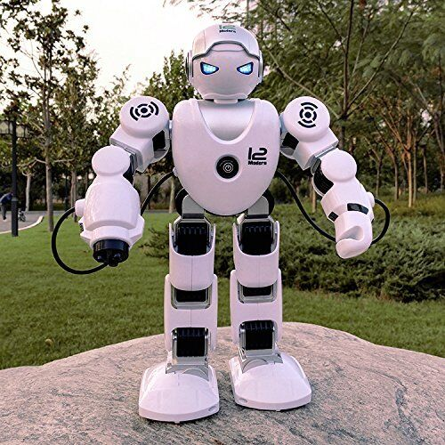 Intelligent Robot Toys Remote Control RC Robot Interactive Educational Dancing