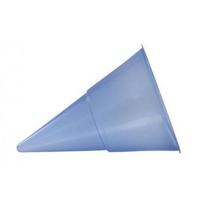plastic blue snow cone cups 4oz x 200pc, snow cone, slush, snowie, ice slush