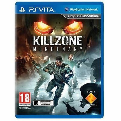 KILLZONE MERCENARY for SONY PLAYSTATION PS VITA MINT - 1st Class Delivery segunda mano  Embacar hacia Argentina
