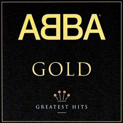 "ABBA - Gold: Greatest Hits (Polar/Polydor, 1992) ""Dancing Queen"", ""Mama Mia"""
