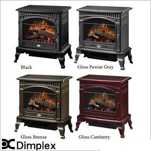 NEW IN BOX - Dimplex Electric Stove Fireplace Kitchener / Waterloo Kitchener Area image 3